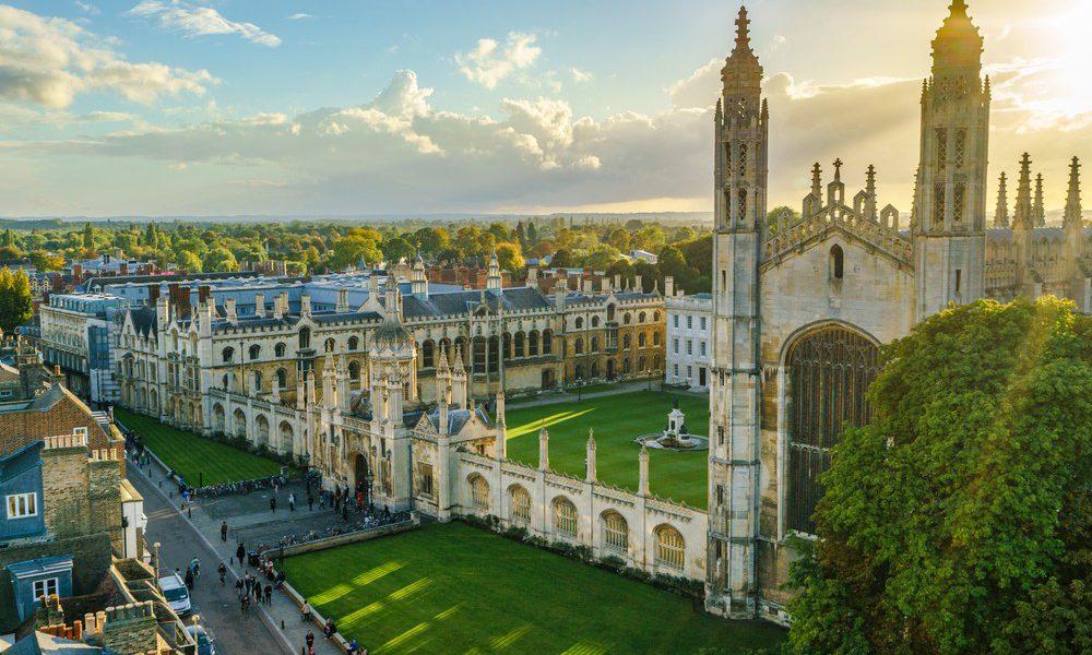 Кембриджський університет надав вільний доступ до понад 700 своїх підручників