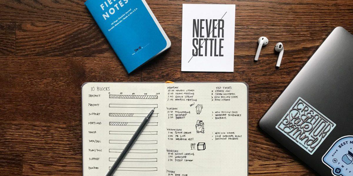 Чотири способи урізноманітнити робочий тиждень