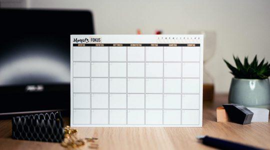 Як це – випробувати 7 технік продуктивності за місяць?
