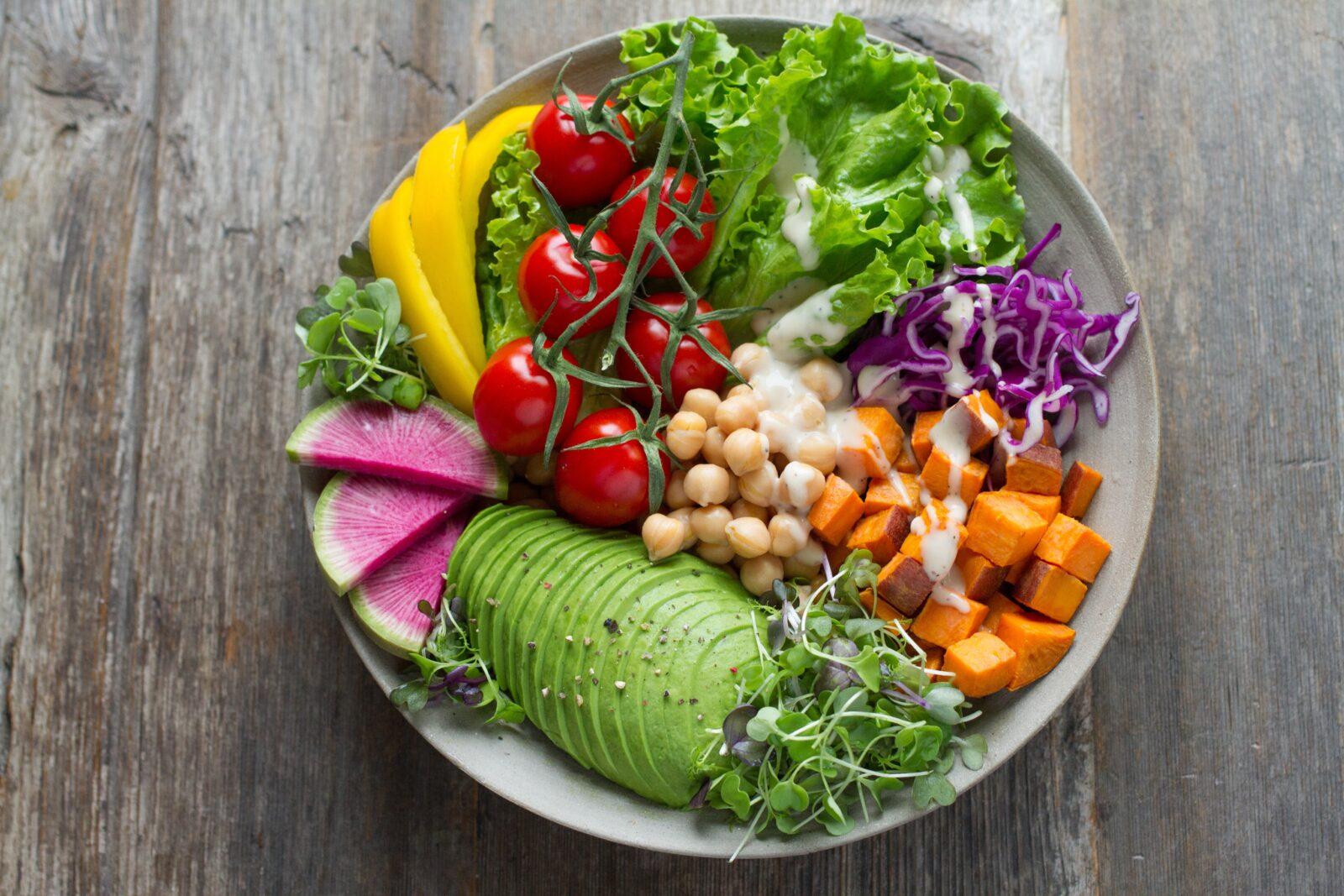 4 кроки до здорового харчування