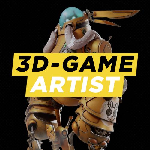 """Курс з створення 3D-графіки для ігор """"3D-Game Artist"""""""