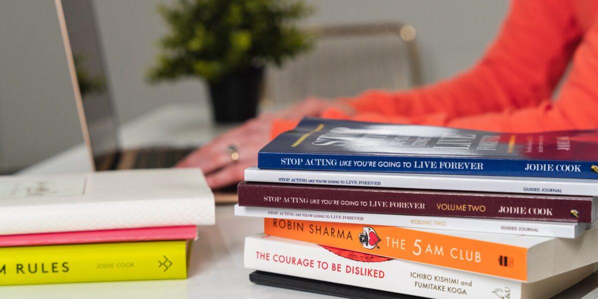 4 книжки для розвитку персонального бренду